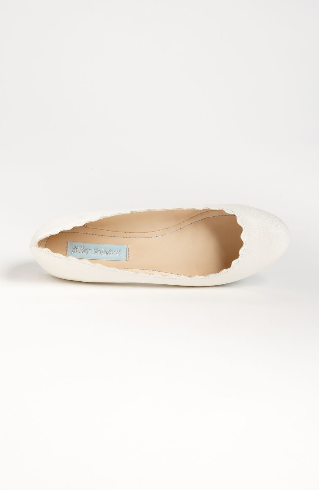 Alternate Image 3  - Blue by Betsey Johnson 'Dance' Flat