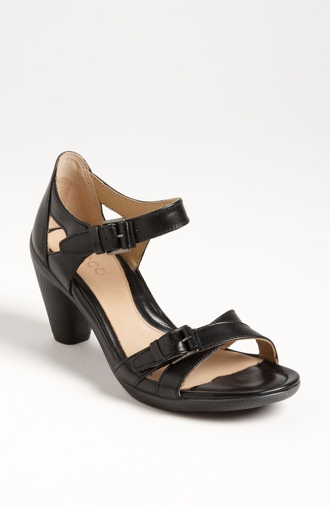 Main Image - ECCO 'Sculptured 65' Cross Strap Sandal