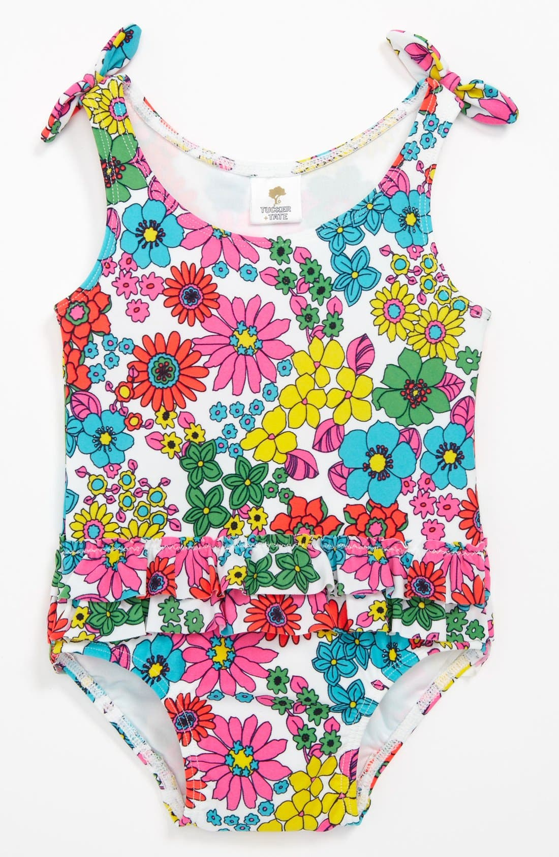 Alternate Image 1 Selected - Tucker + Tate One Piece Swimsuit (Infant)