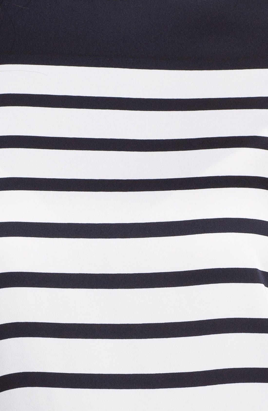 Alternate Image 3  - MICHAEL Michael Kors Stripe Top