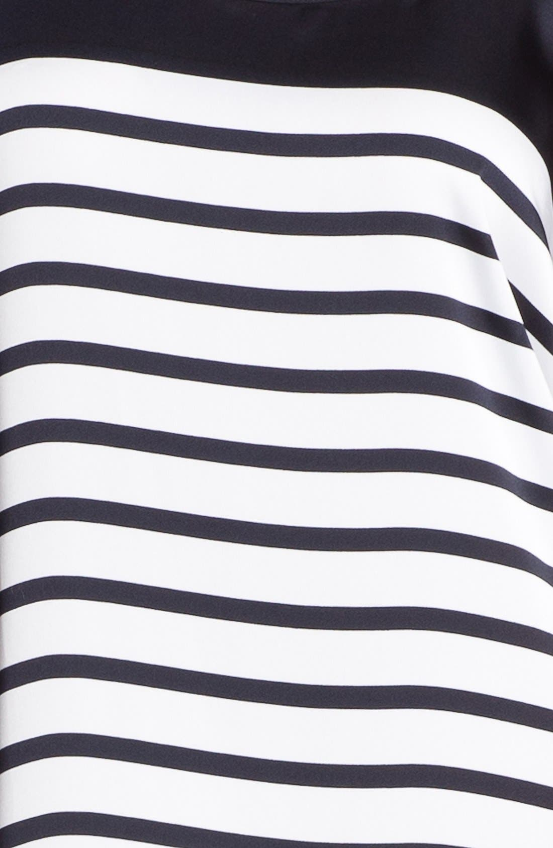 Alternate Image 3  - MICHAEL Michael Kors Breton Stripe Tank Dress