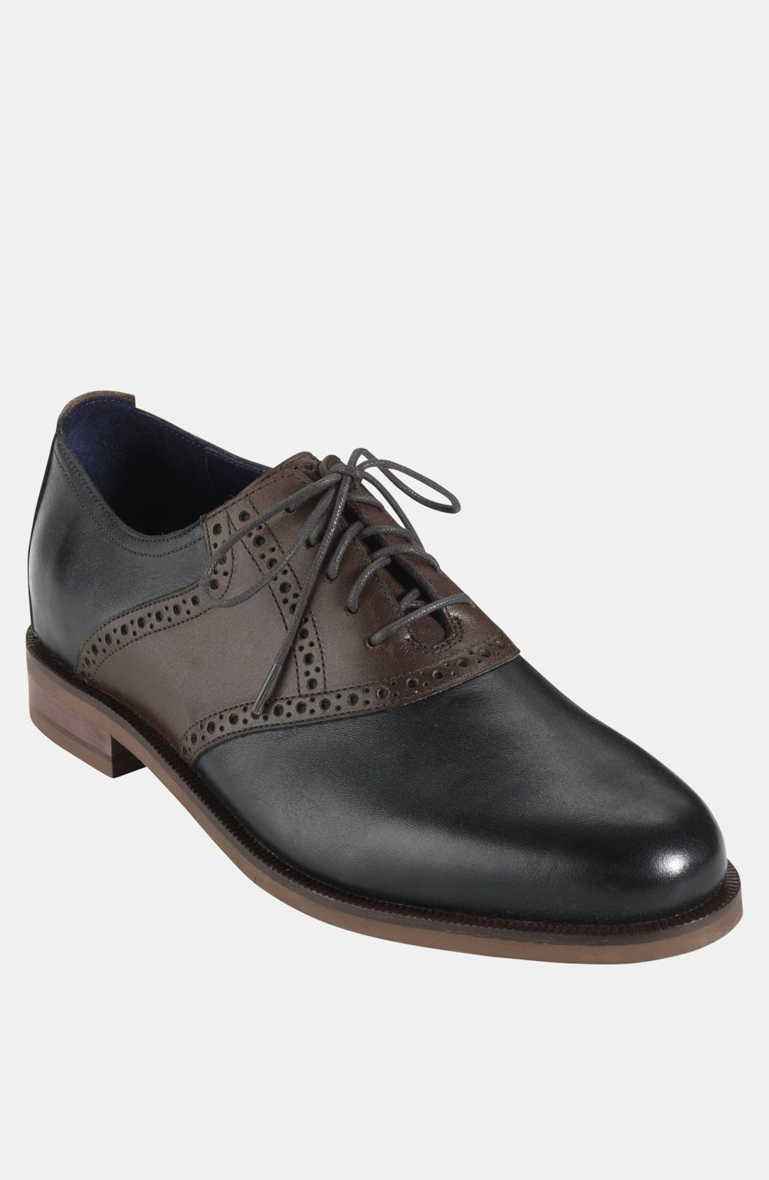 Alternate Image 1 Selected - Cole Haan 'Carter' Saddle Shoe