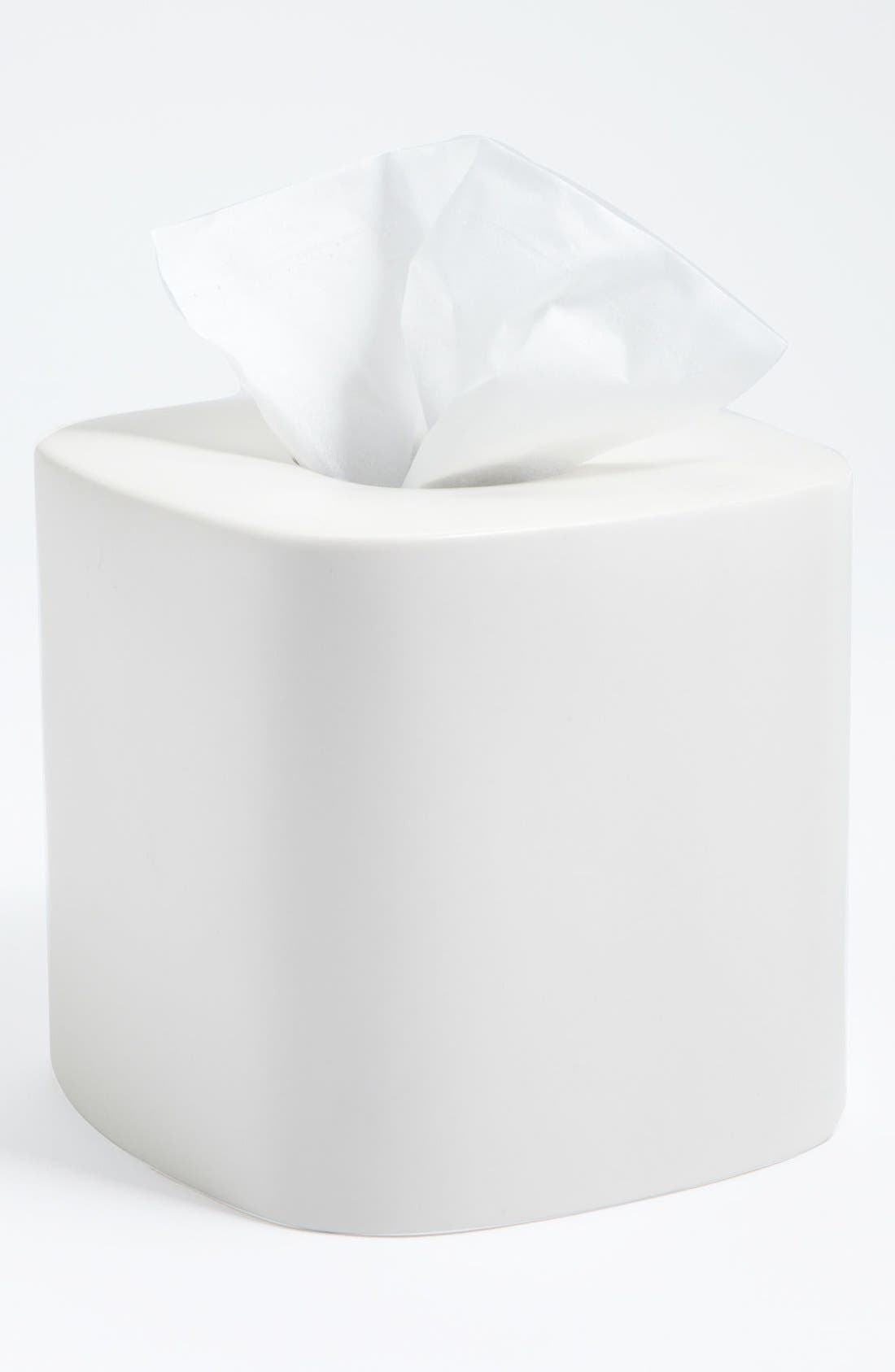 Alternate Image 1 Selected - Waterworks Studio 'Modern' Ceramic Tissue Cover (Online Only)