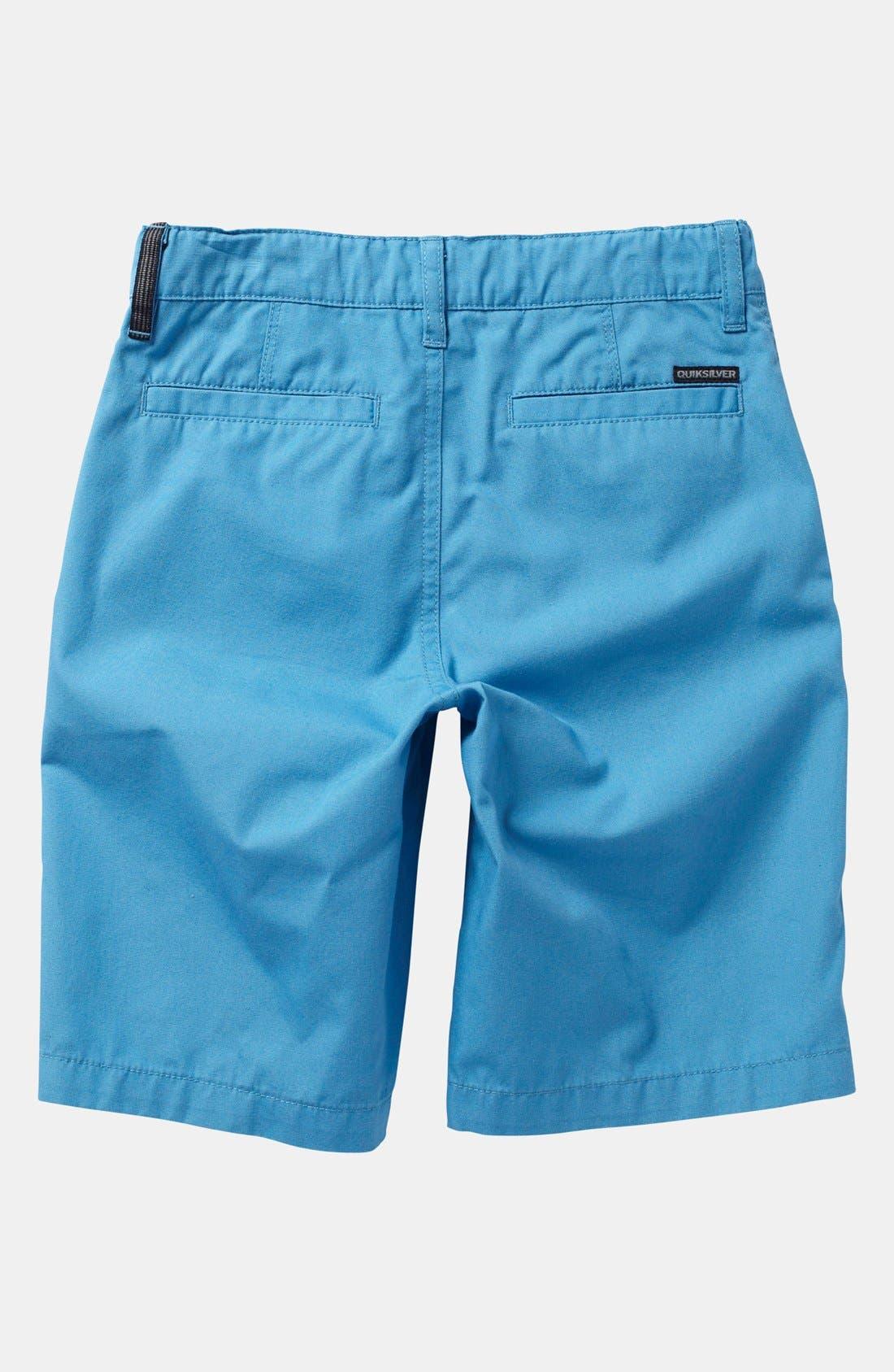 Alternate Image 2  - Quiksilver 'Rockford' Shorts (Baby)