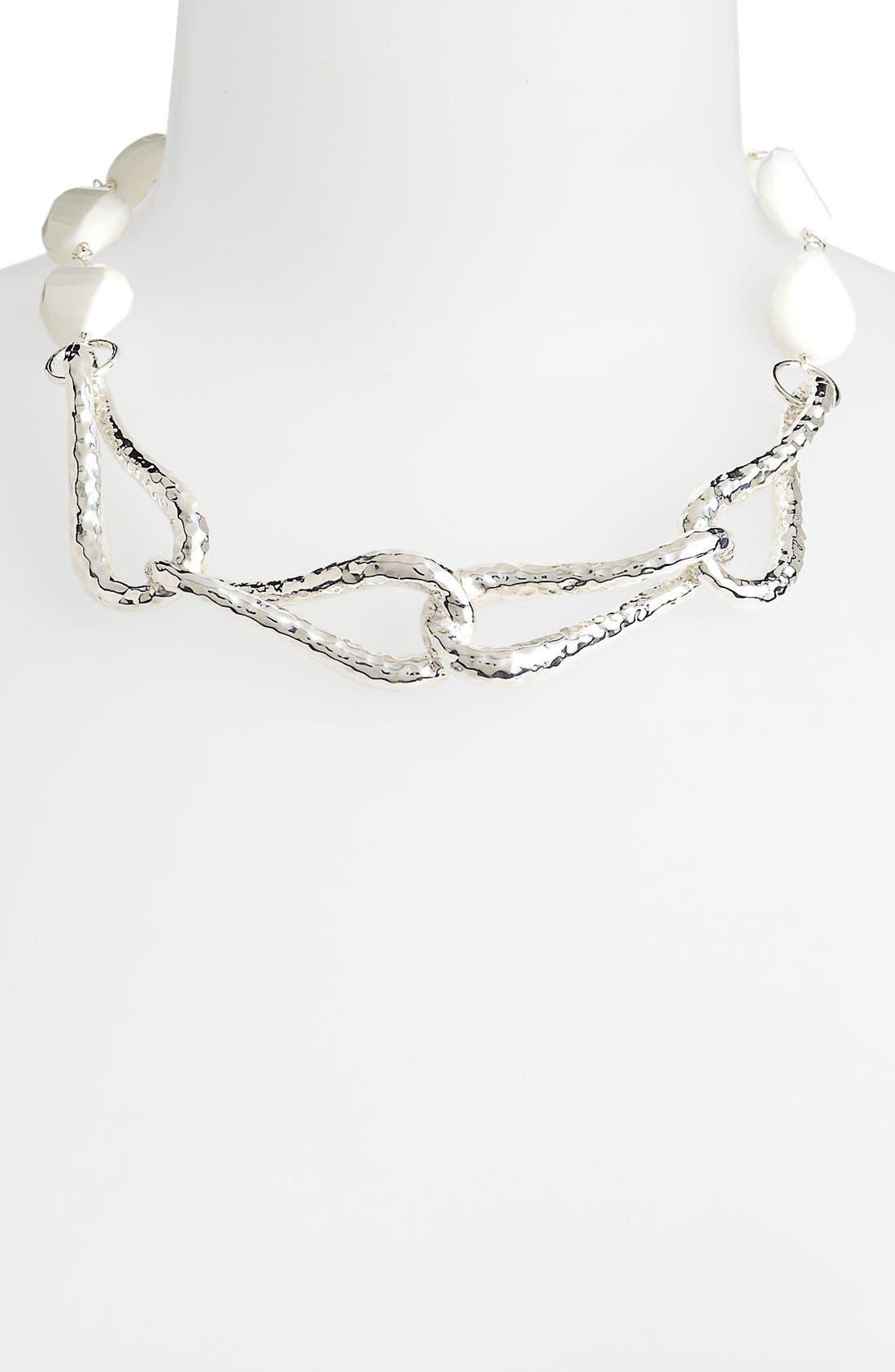 Alternate Image 1 Selected - Simon Sebbag 'Cielo' Collar Necklace