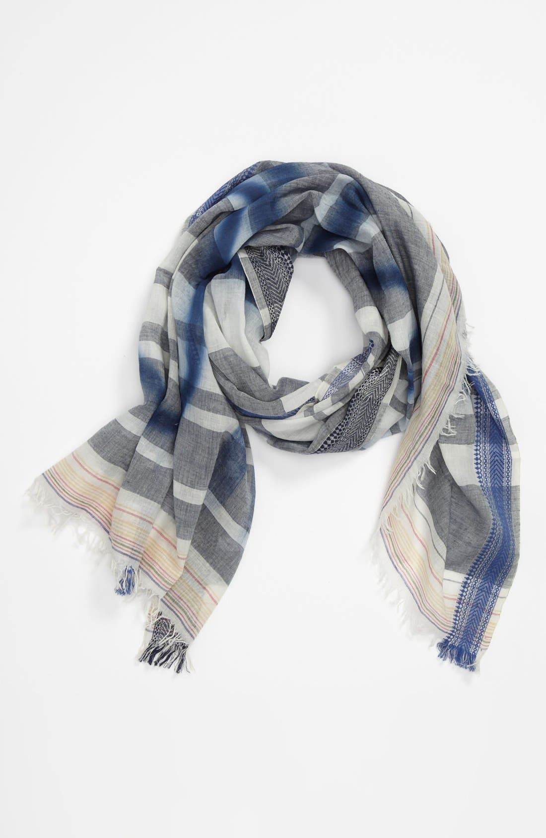 Alternate Image 1 Selected - Paul Smith Accessories Cotton Scarf