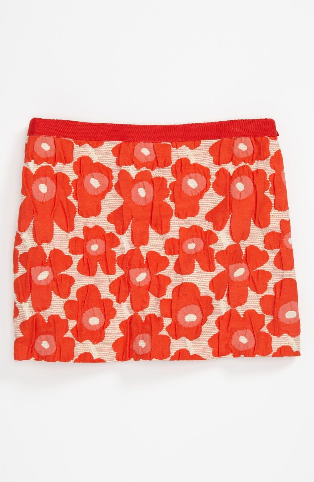 Alternate Image 1 Selected - Milly Minis Miniskirt (Little Girls & Big Girls)