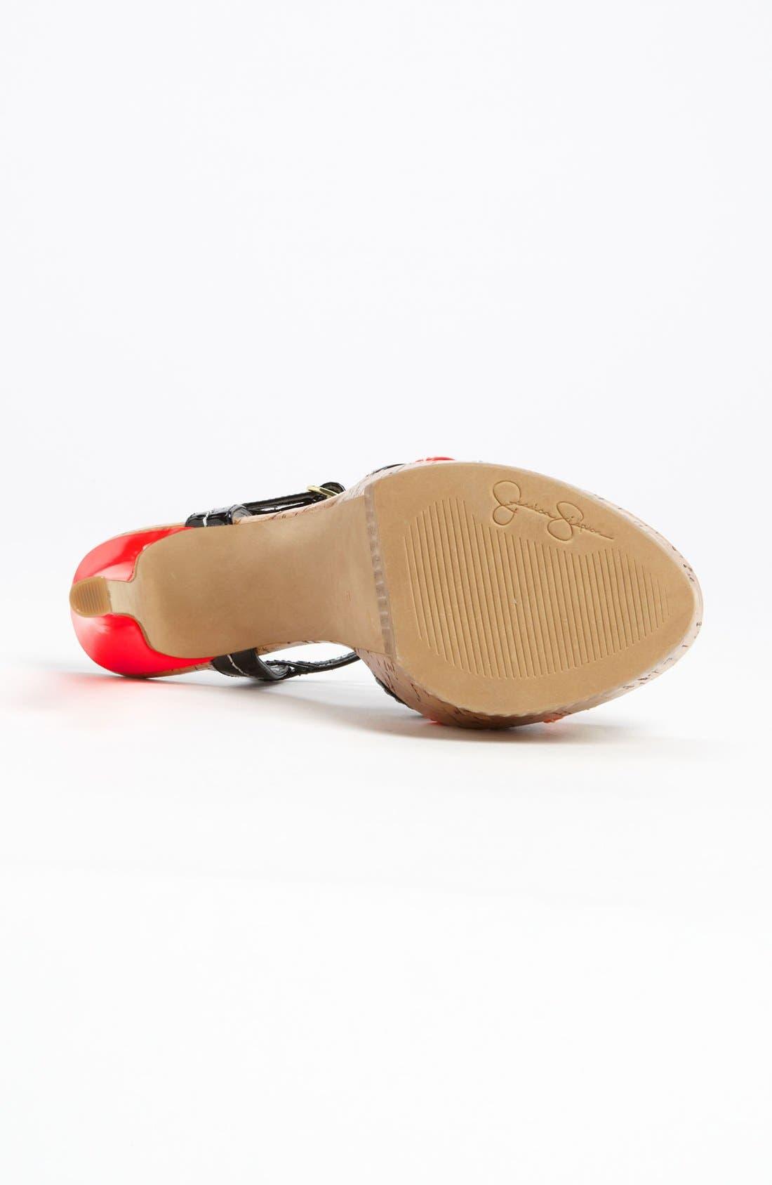 Alternate Image 4  - Jessica Simpson 'Skye' Sandal