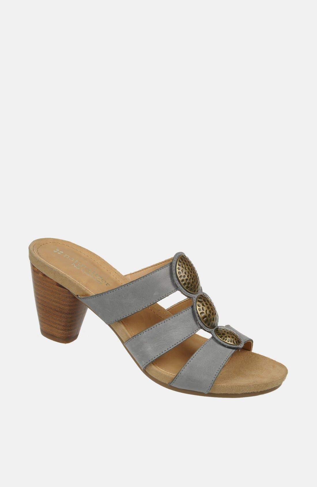 Alternate Image 1 Selected - Naturalizer 'Egypt' Sandal