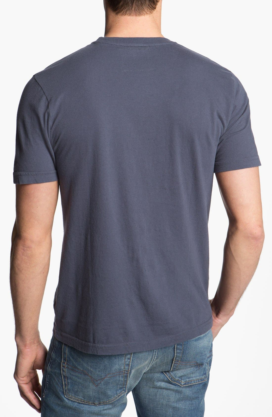Alternate Image 2  - Red Jacket 'Surfing - Brass Tacks' T-Shirt