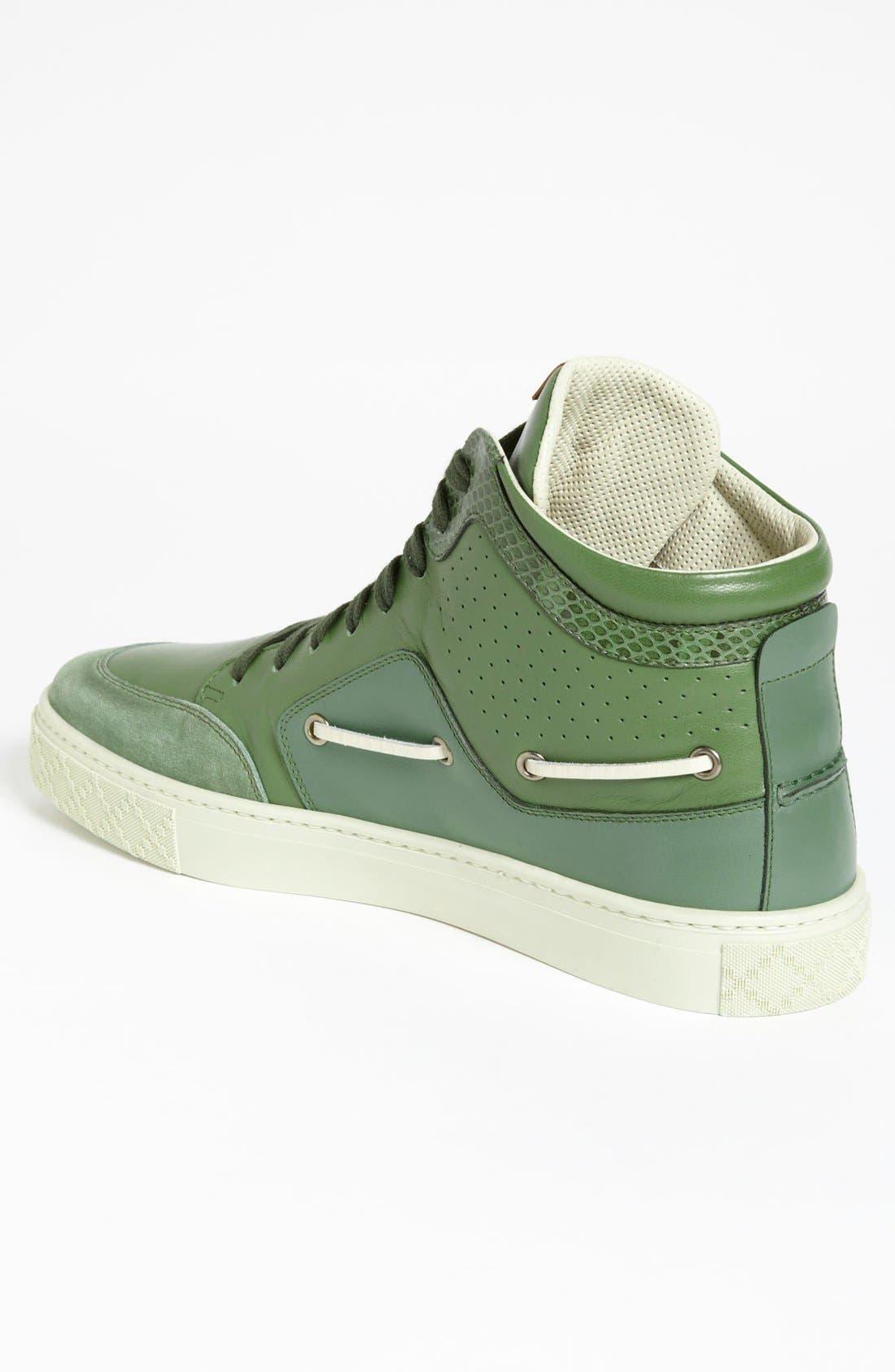 Alternate Image 2  - Gucci 'Brussel Mid' Sneaker