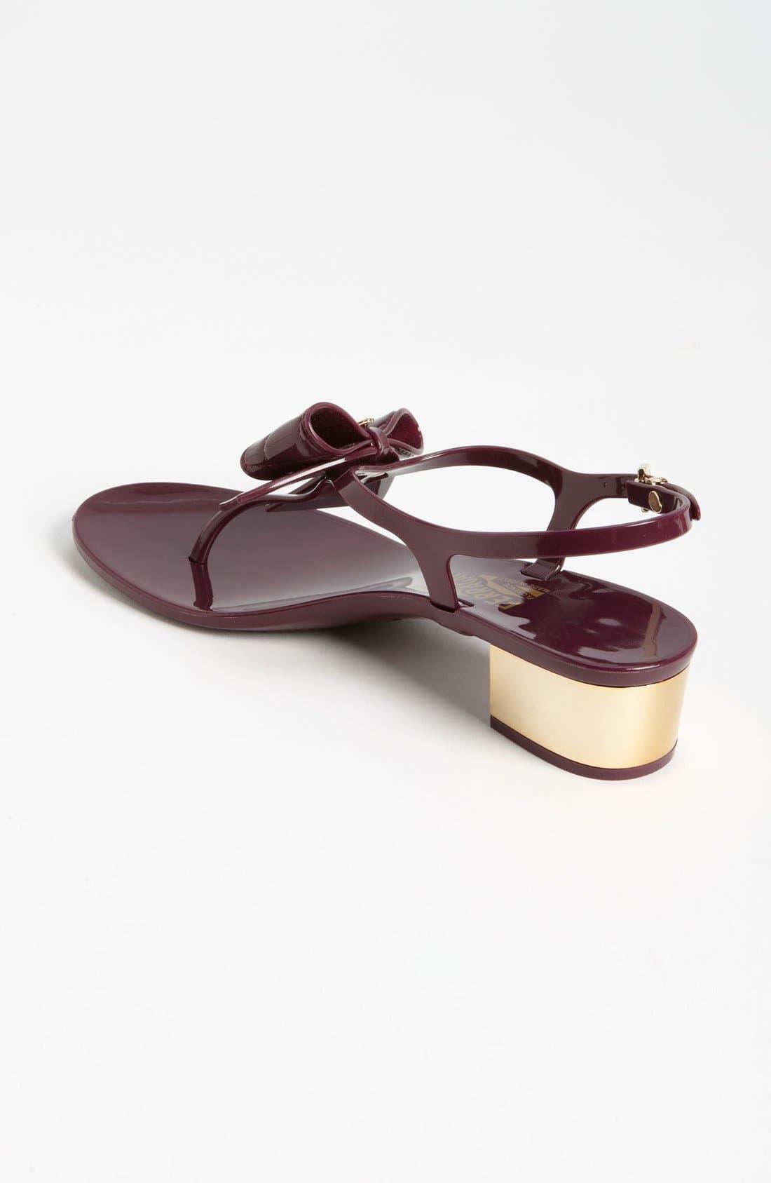 Alternate Image 2  - Salvatore Ferragamo 'Sunshine' Sandal