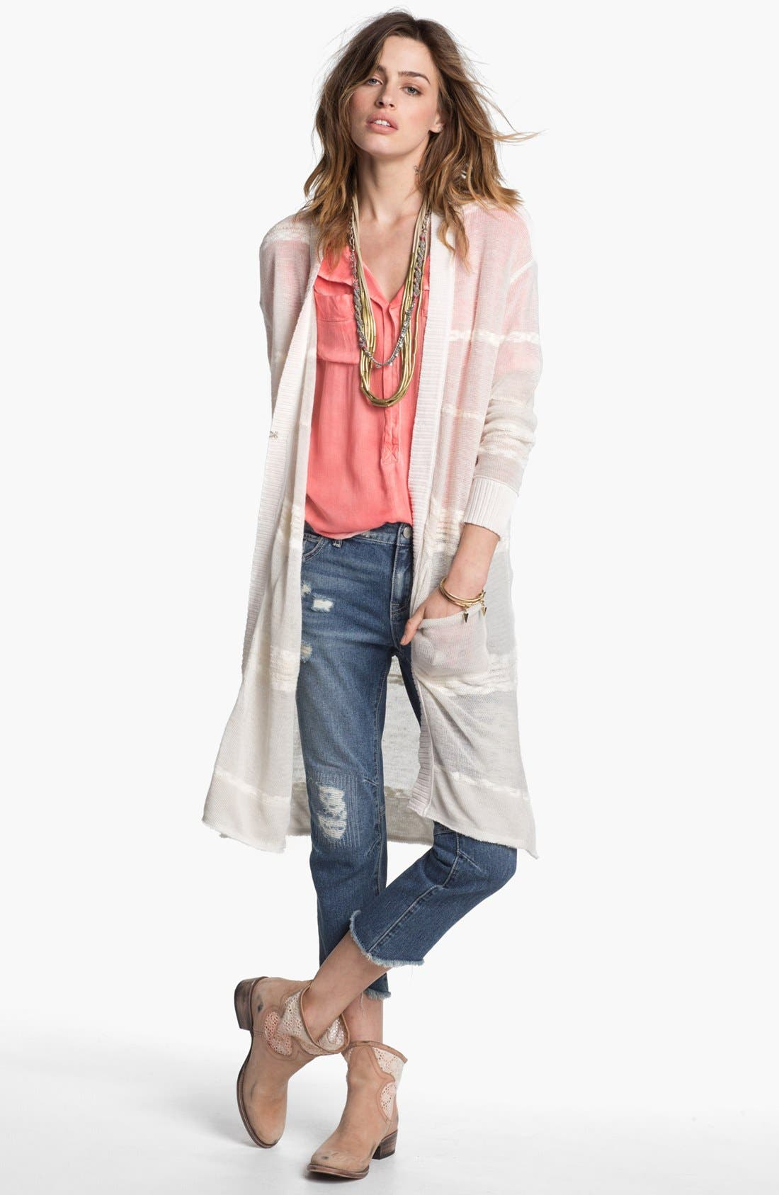 Alternate Image 1 Selected - Free People 'High Tide' Cardigan