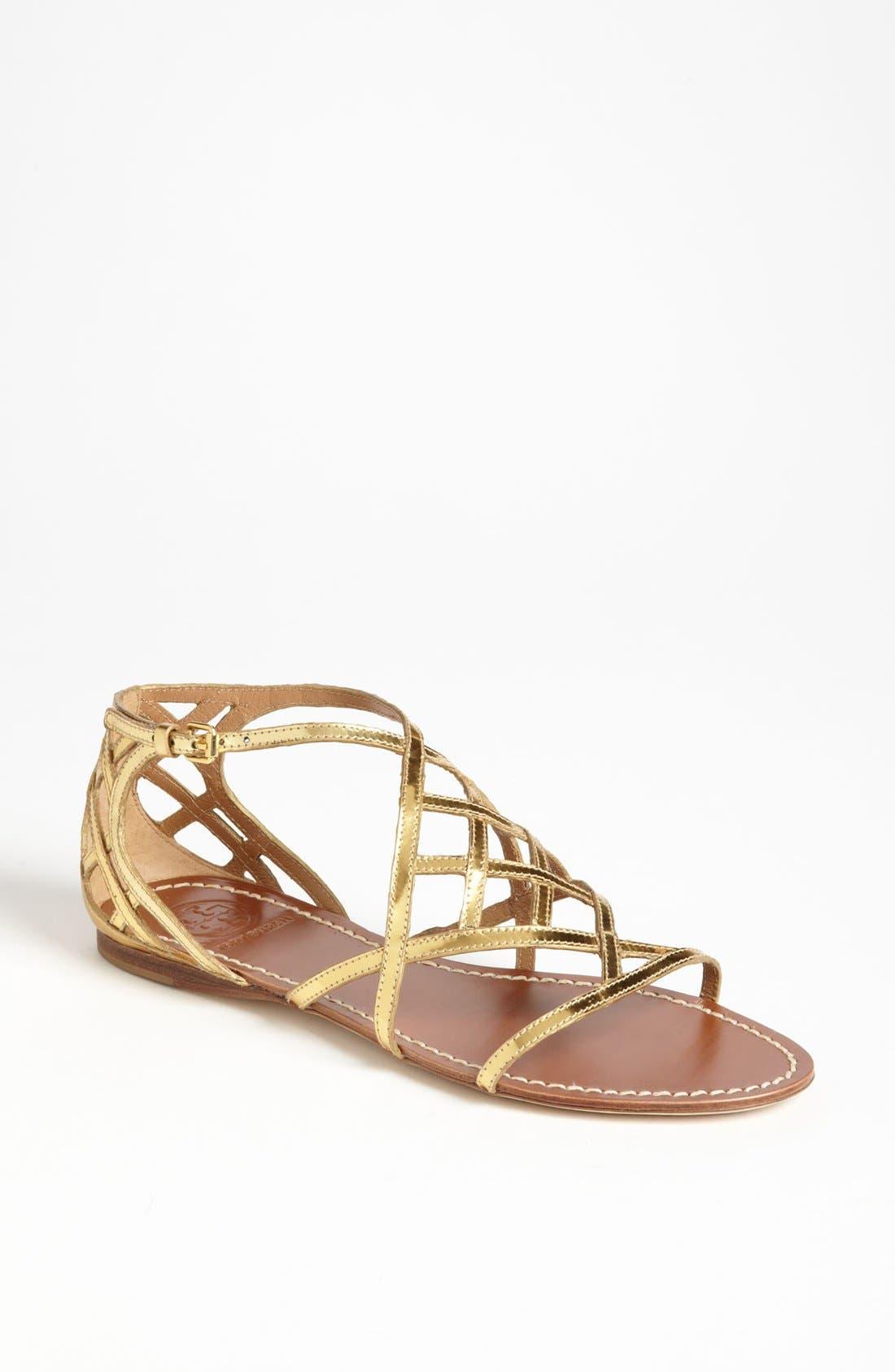 Main Image - Tory Burch 'Amalie' Sandal