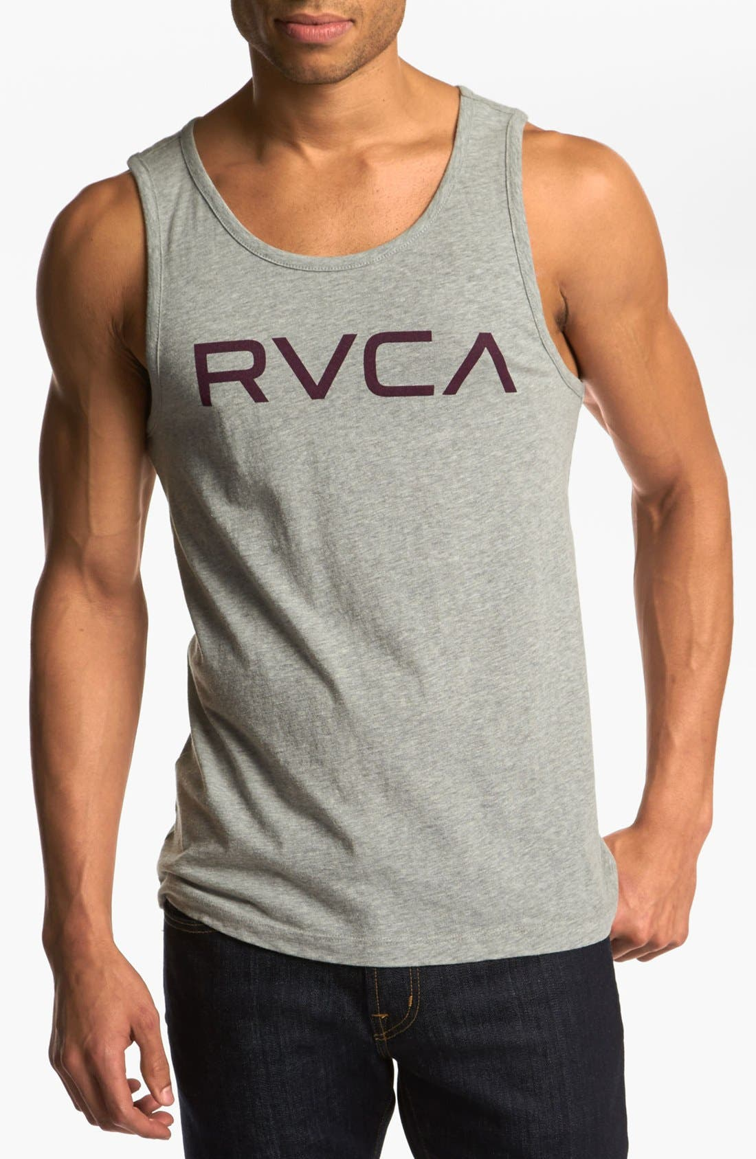 Alternate Image 1 Selected - RVCA 'Big' Tank Top