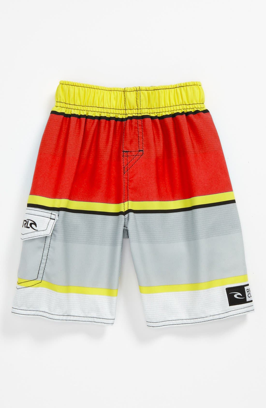Alternate Image 1 Selected - Rip Curl 'Amplify' Volley Shorts (Toddler)