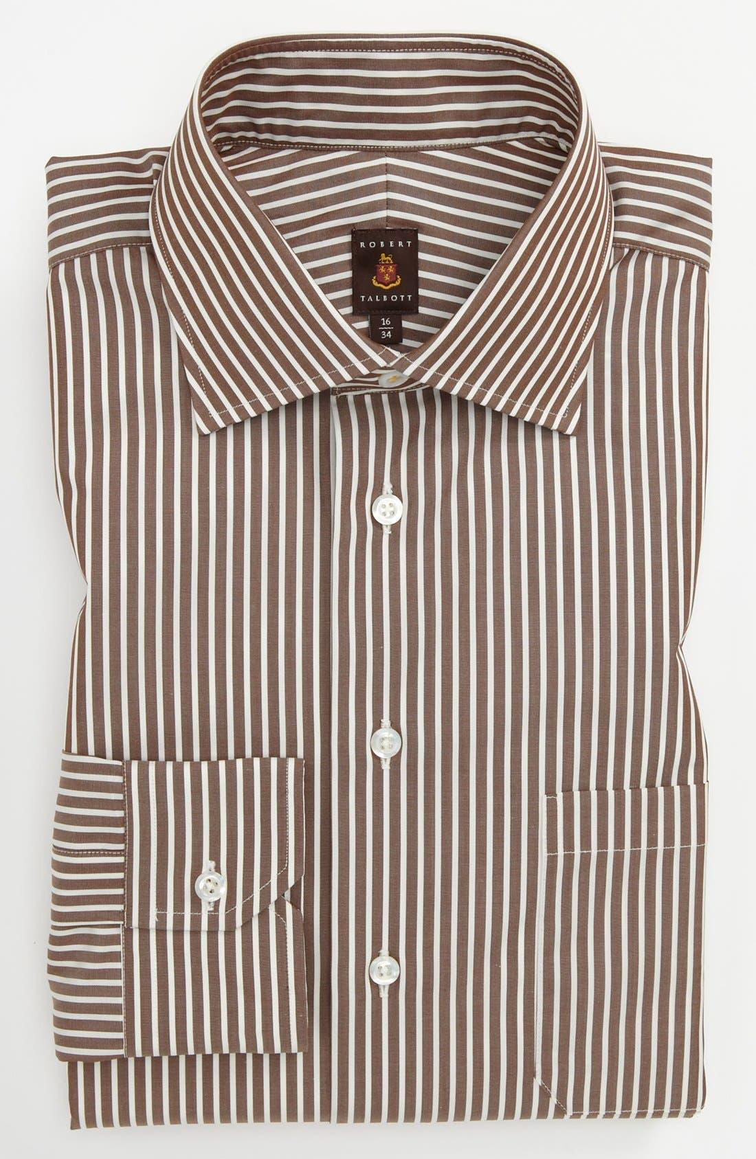Alternate Image 1 Selected - Robert Talbott Regular Fit Dress Shirt