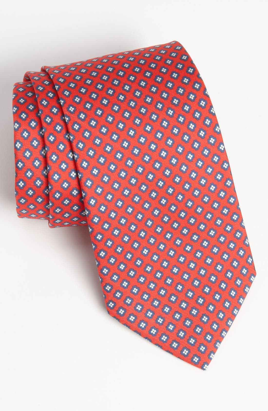 Alternate Image 1 Selected - John W. Nordstrom® Print Silk Tie