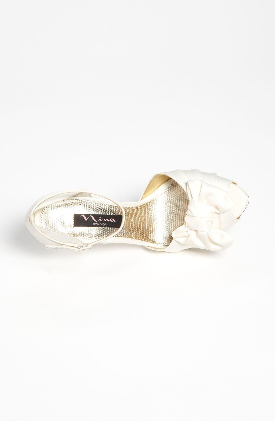 Alternate Image 3  - Nina 'Electra' Sandal (Online Only)