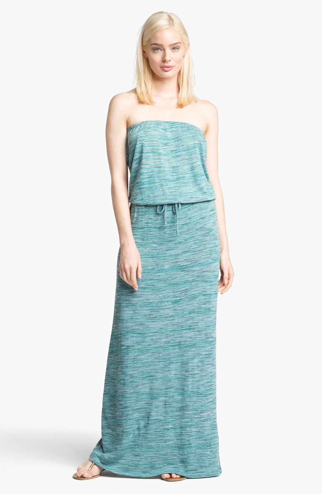 Main Image - Soft Joie 'Cristabel' Strapless Maxi Dress