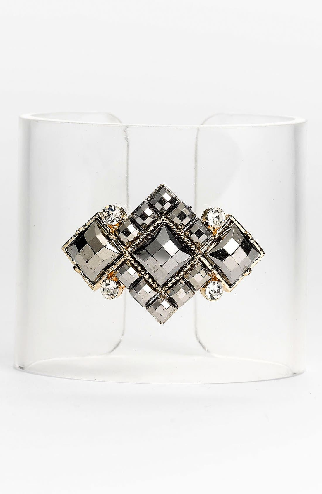 Alternate Image 1 Selected - Spring Street Resin Cuff