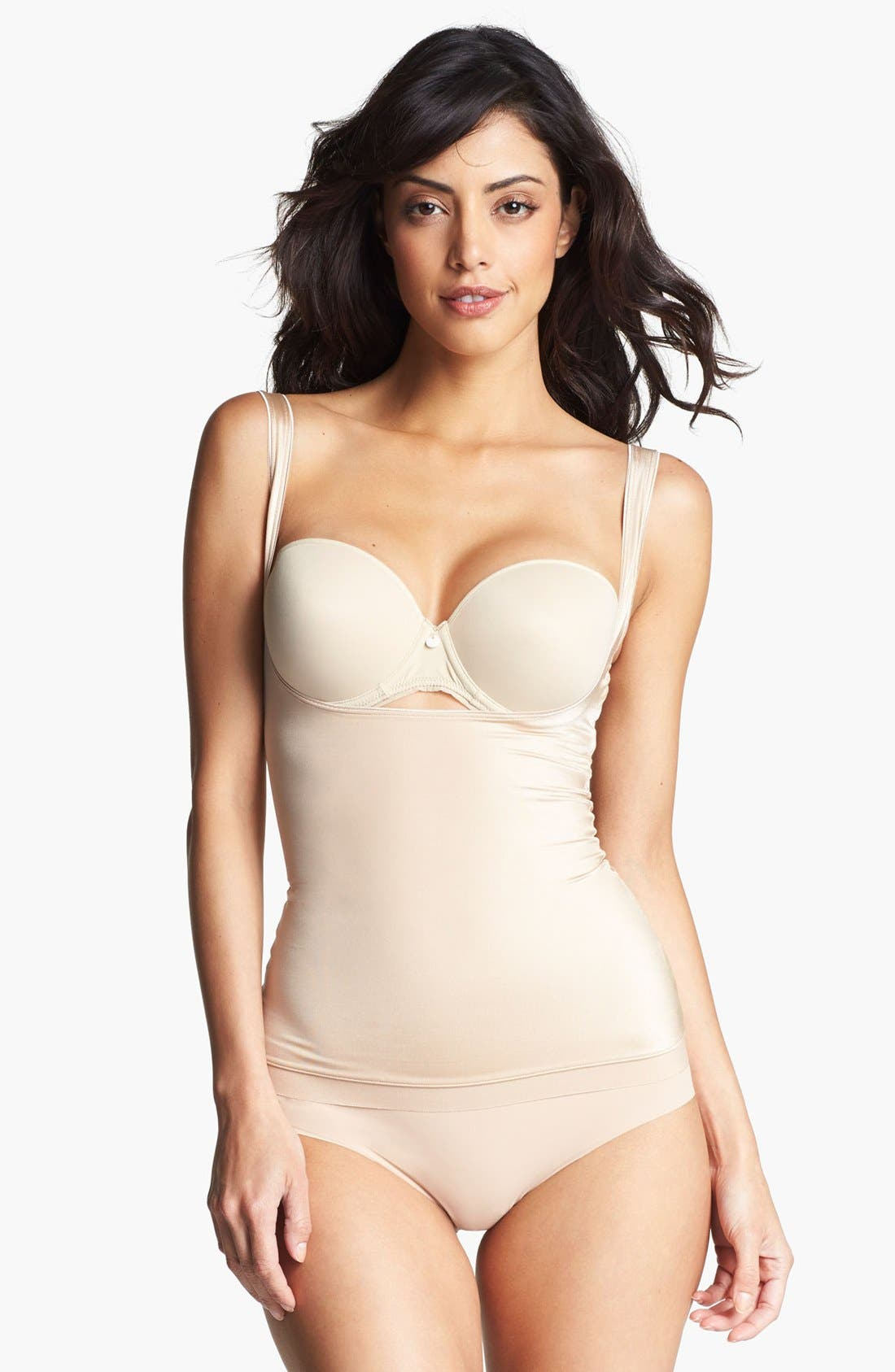 Alternate Image 1 Selected - SPANX® 'Slimplicity' Underbust Shaper
