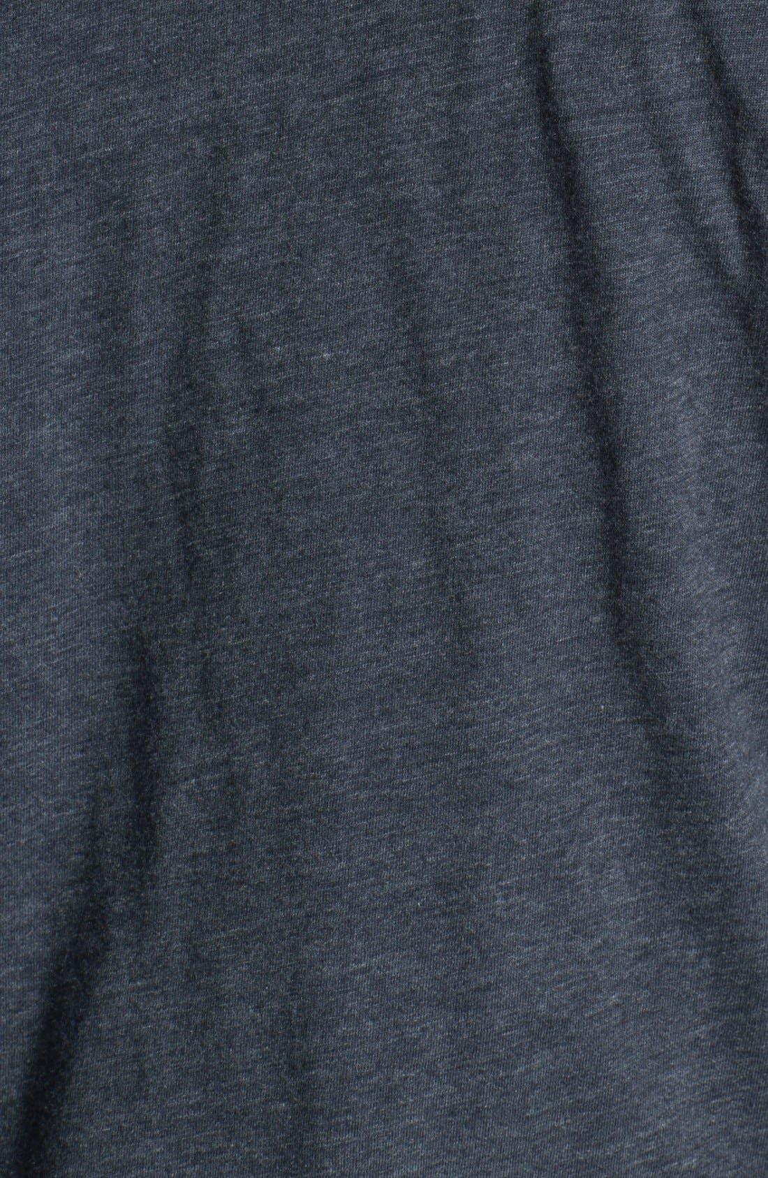 Alternate Image 3  - John Varvatos Star USA Double Layer Full Zip Hoodie