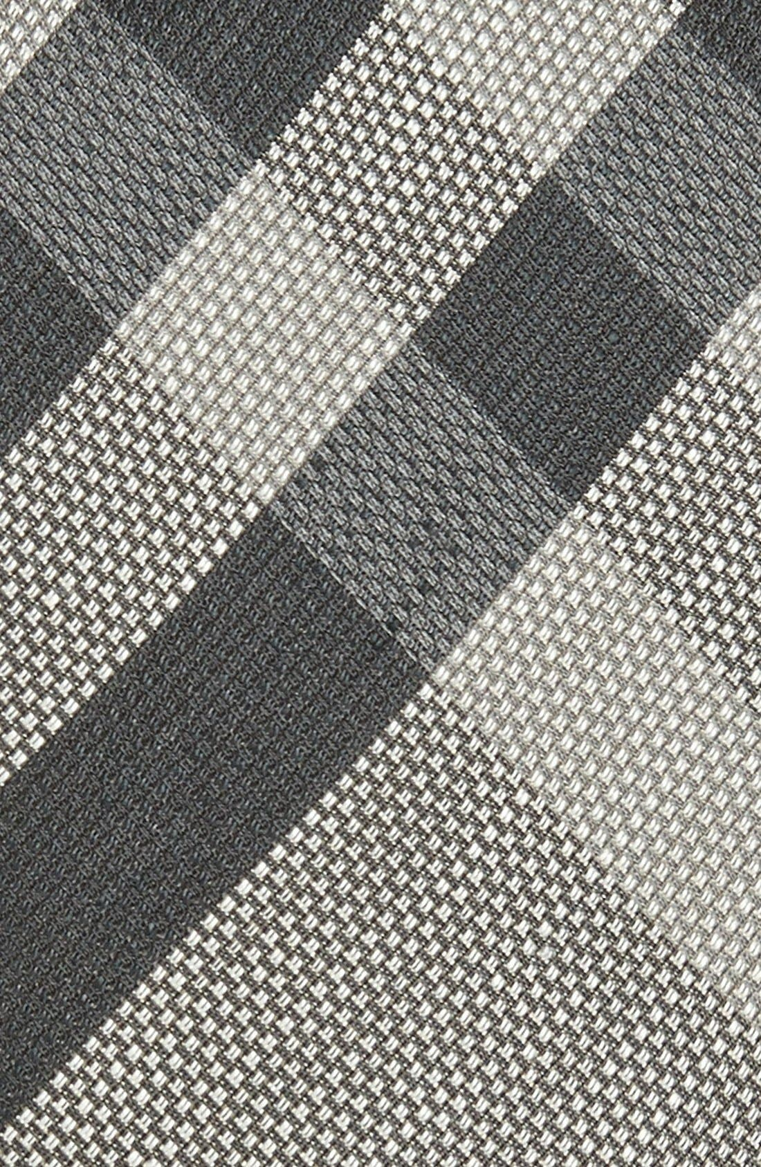 Alternate Image 2  - Burberry London Woven Tie