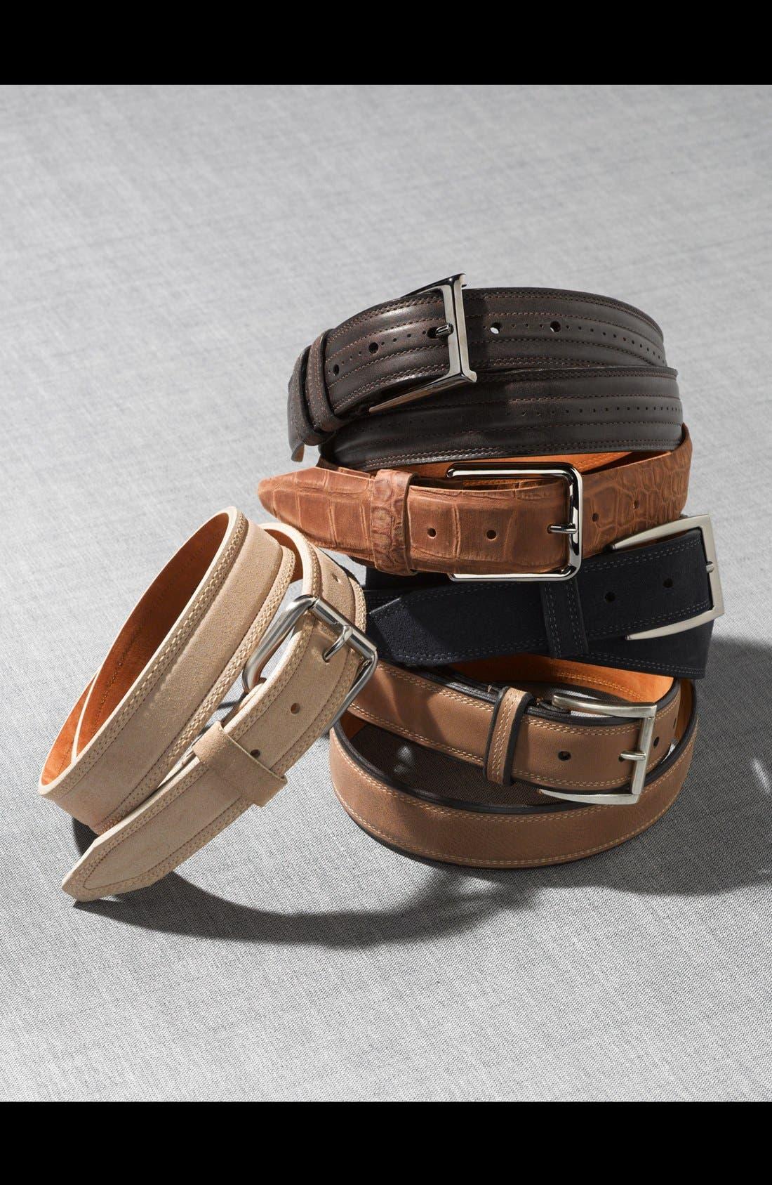 Alternate Image 3  - Remo Tulliani 'Andrea' Leather Belt