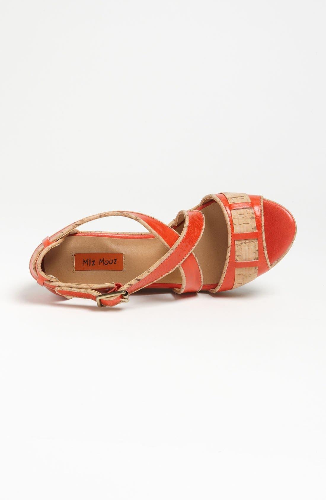 Alternate Image 3  - Miz Mooz 'Kenya' Sandal