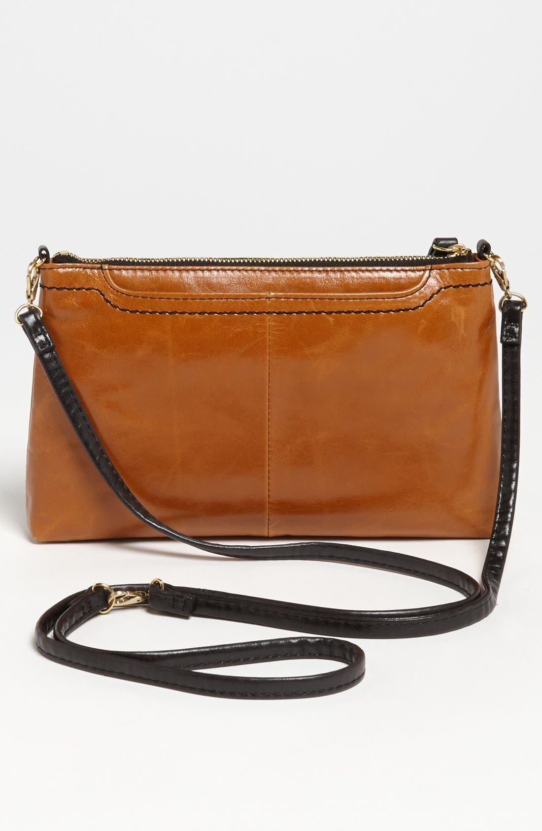 Alternate Image 4  - Hobo 'Darcy' Leather Crossbody Bag