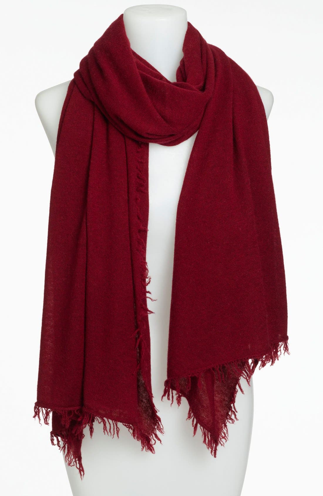 Main Image - Nordstrom Collection Cashmere Wrap (Special Purchase)