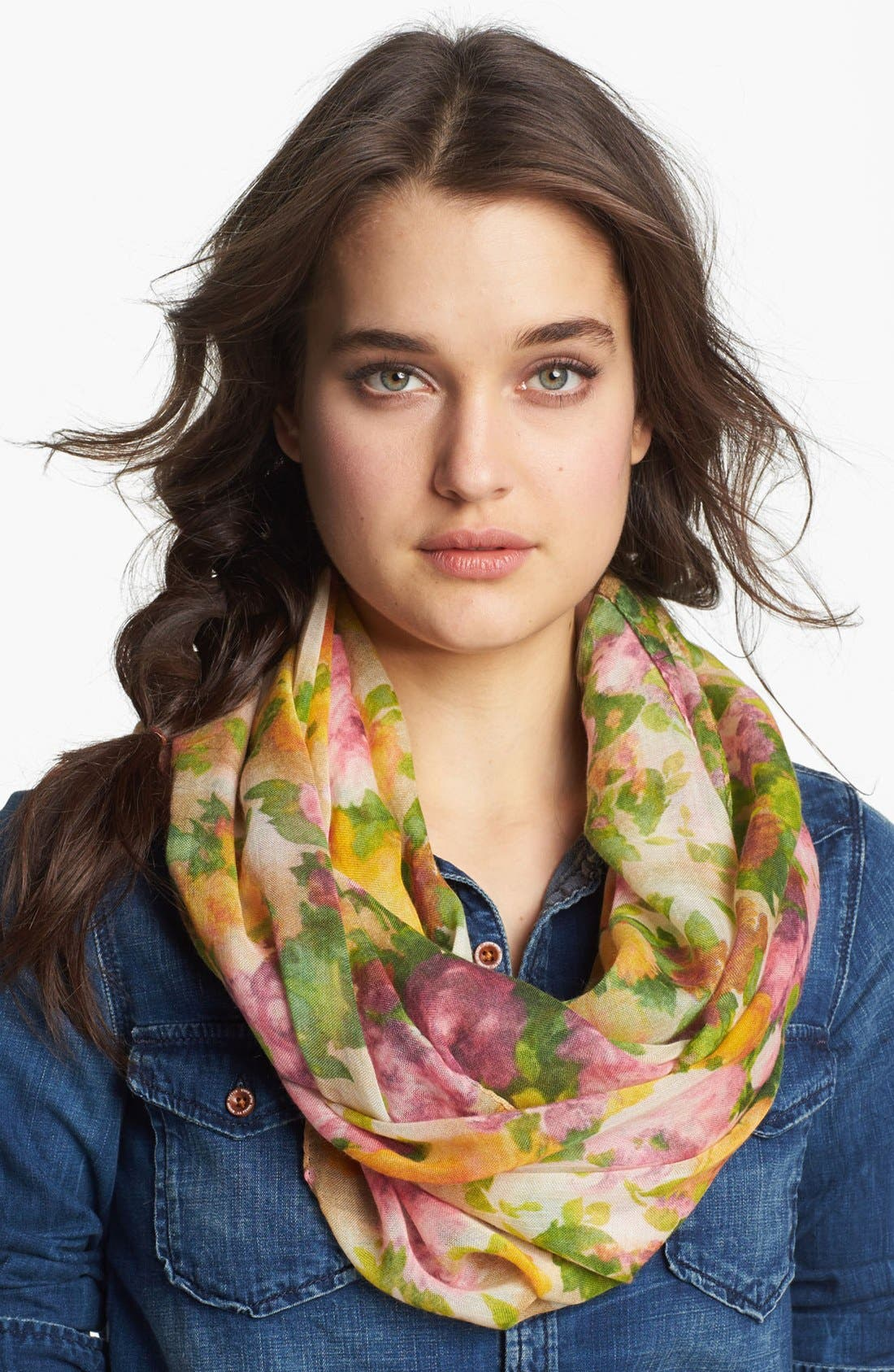 Alternate Image 1 Selected - Tasha 'Flowers in the Attic' Scarf