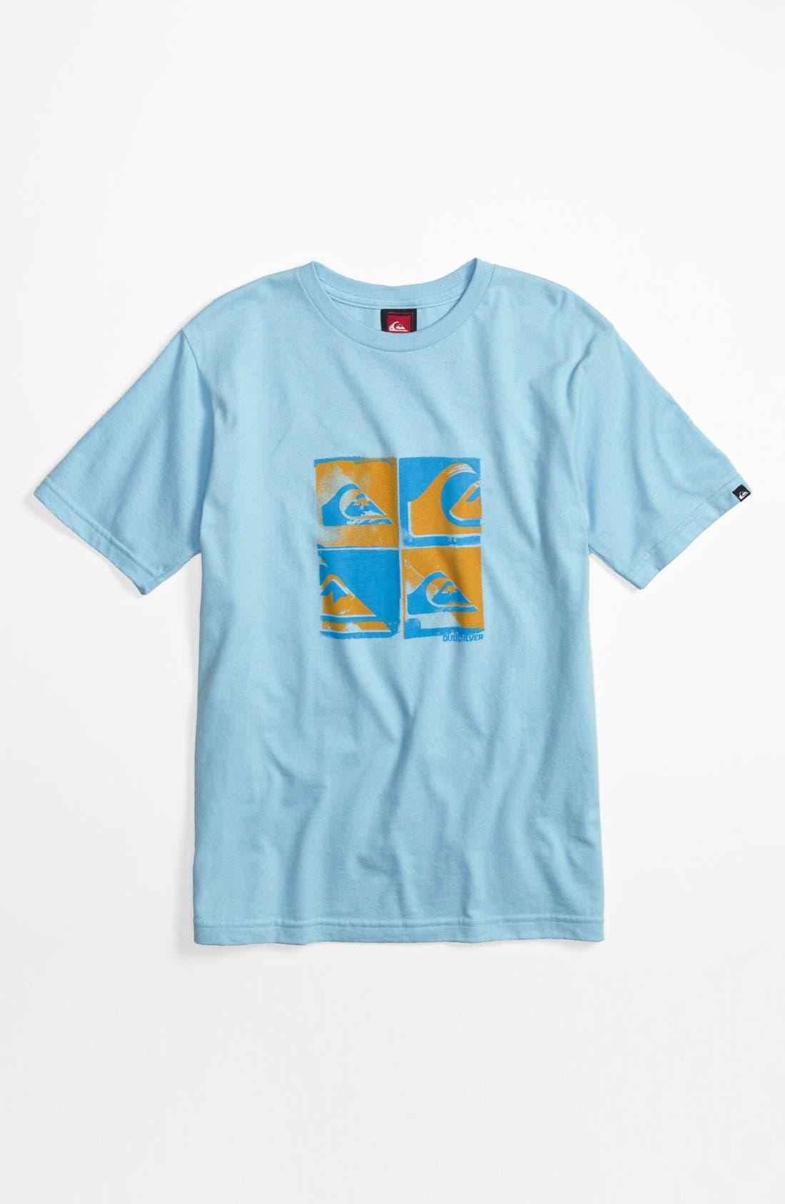 Alternate Image 1 Selected - Quiksilver 'Sunnys' T-Shirt (Big Boys)