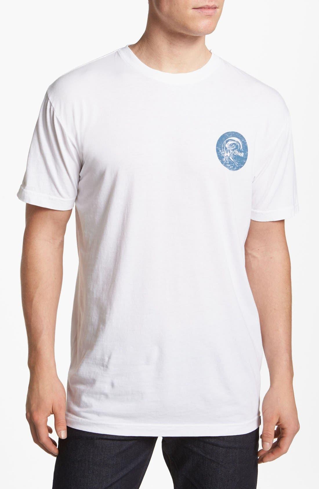 Alternate Image 1 Selected - Jack O'Neill 'Outrigger' T-Shirt