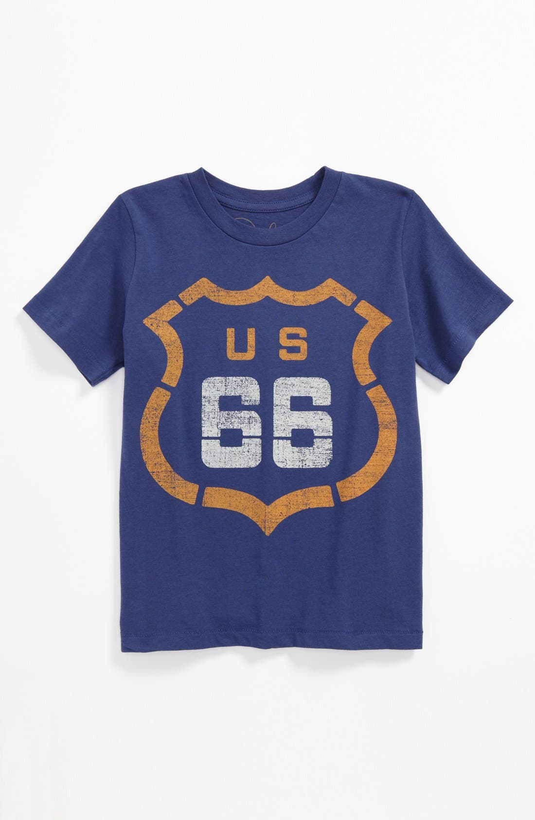 Main Image - Peek 'Route 66' T-Shirt (Big Boys)