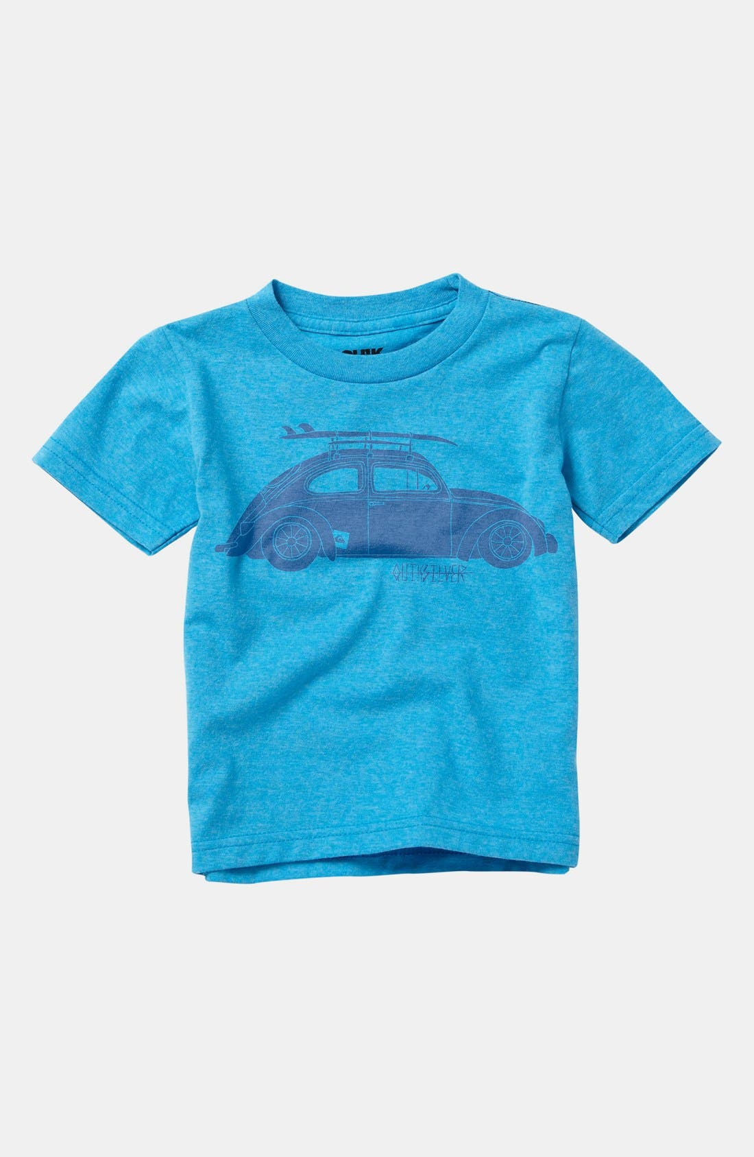 Alternate Image 1 Selected - Quiksilver 'Bugged Out' T-Shirt (Baby)