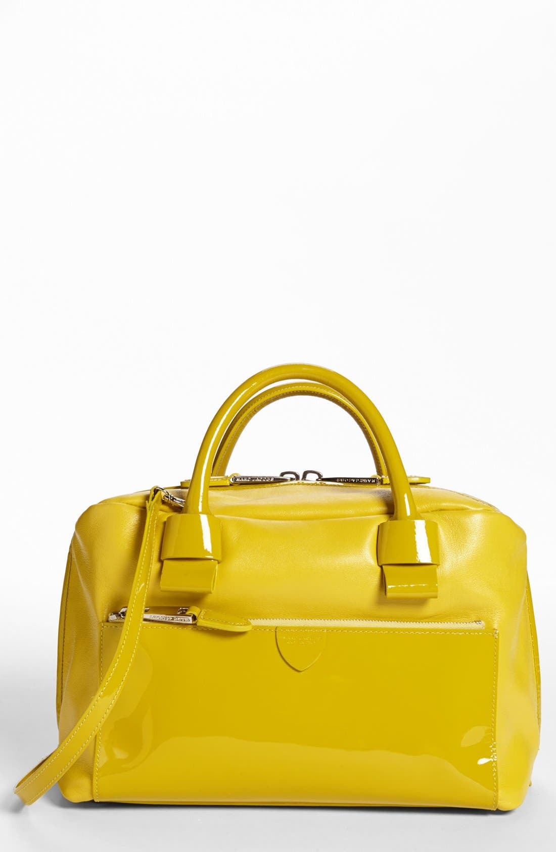 Alternate Image 1 Selected - MARC JACOBS 'Prince - Small Antonia' Leather Satchel