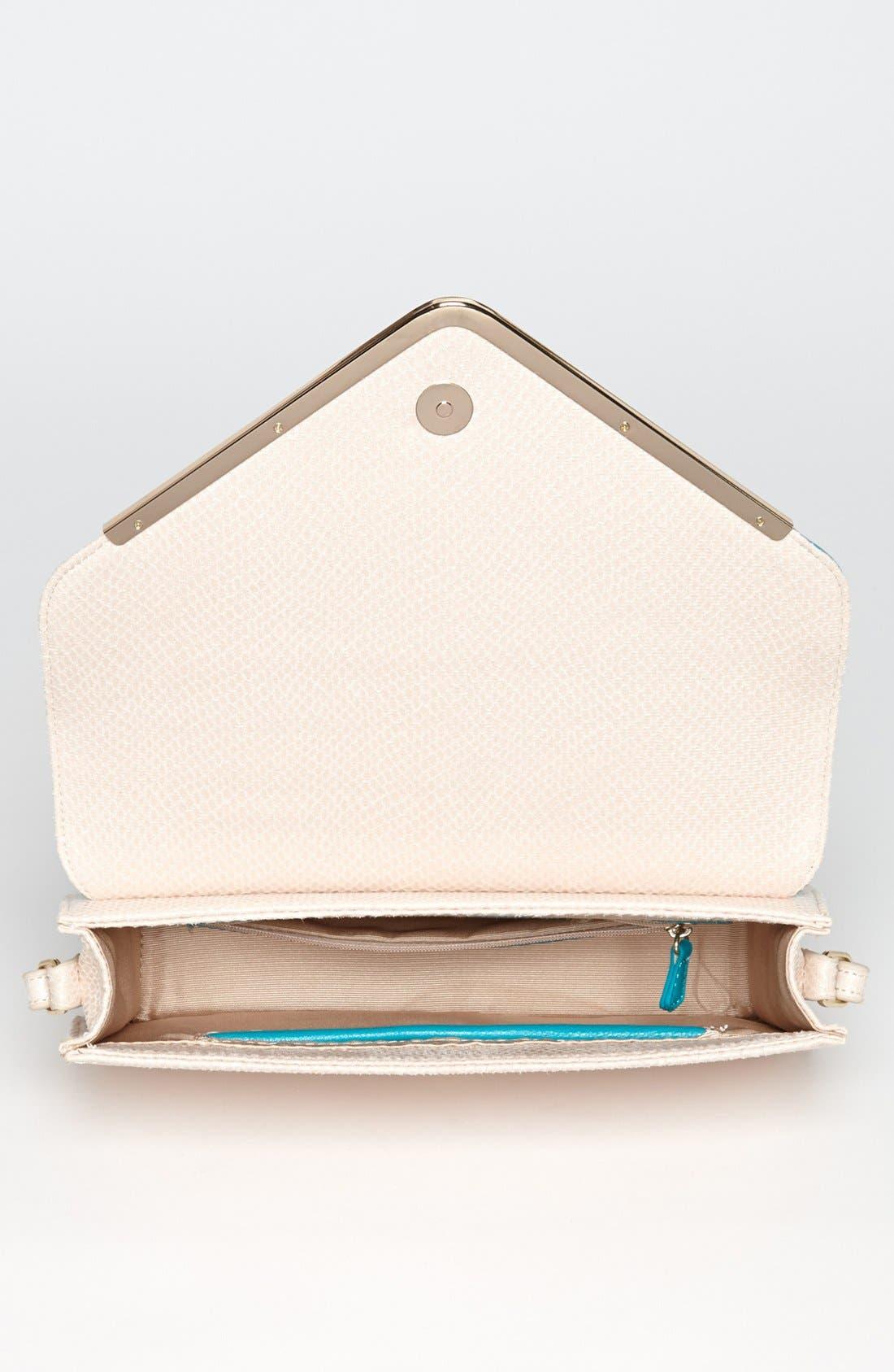 Alternate Image 2  - Izzy & Ali 'Giselle' Faux Leather Shoulder Bag