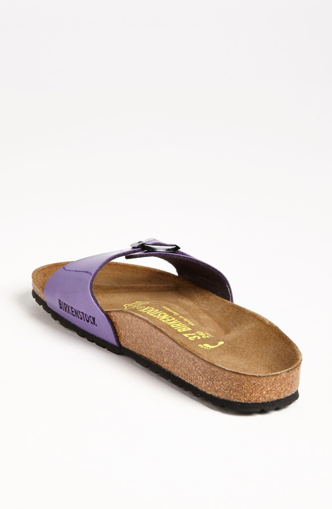 Alternate Image 2  - Birkenstock 'Madrid' Birko-Flor™ Sandal (Women)
