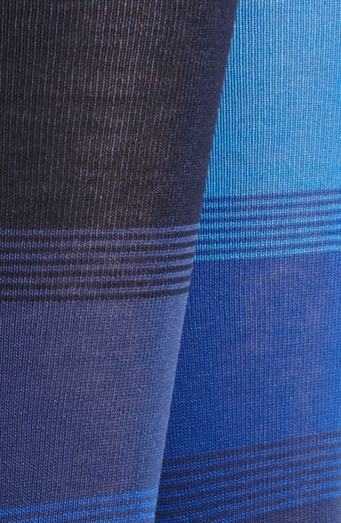 Alternate Image 2  - Pantherella for Ted Baker London Stripe Socks