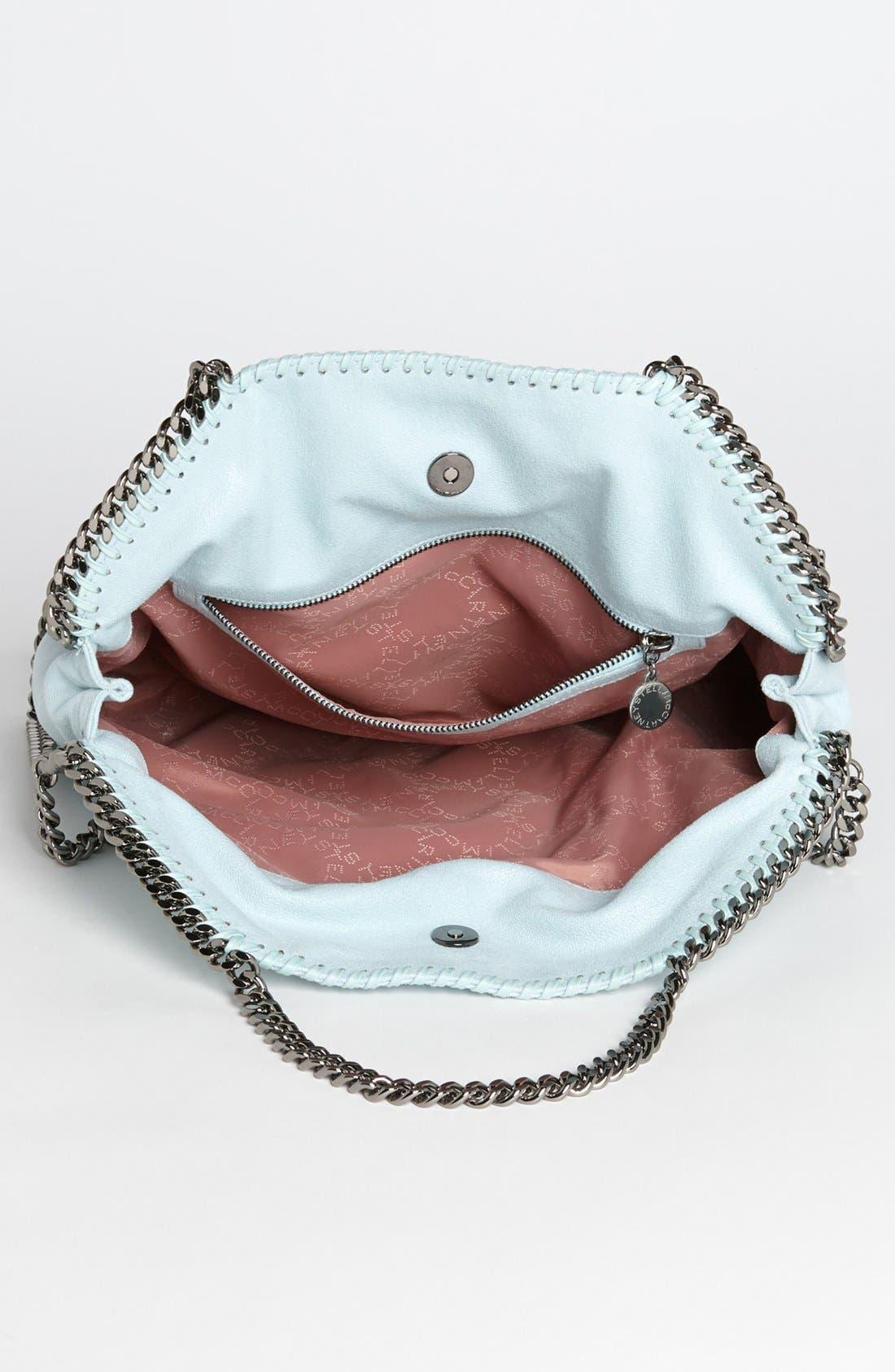 Alternate Image 3  - Stella McCartney 'Falabella - Shaggy Deer' Faux Leather Foldover Tote
