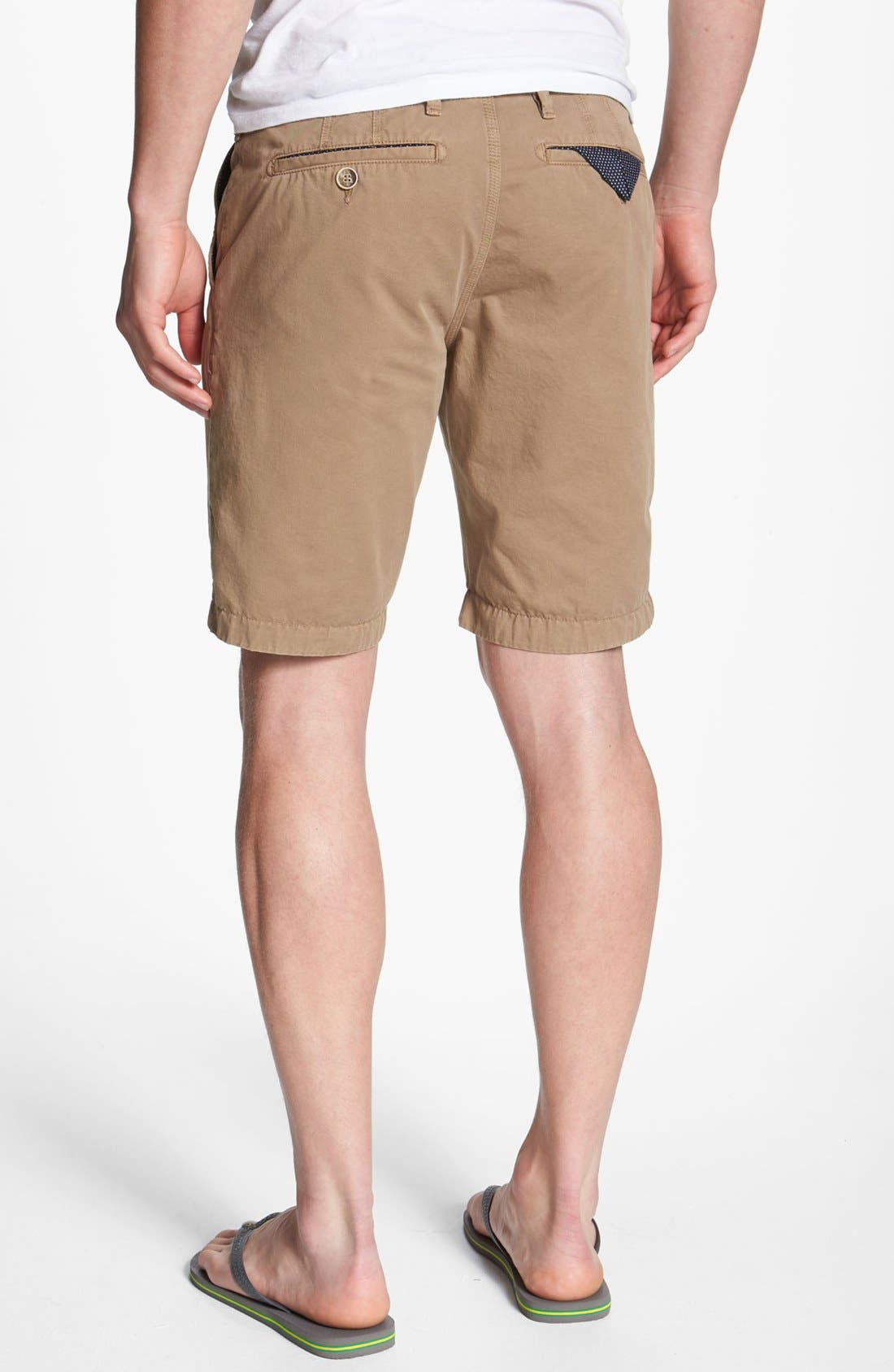 Alternate Image 2  - Ted Baker London 'Lokhart' Chino Shorts