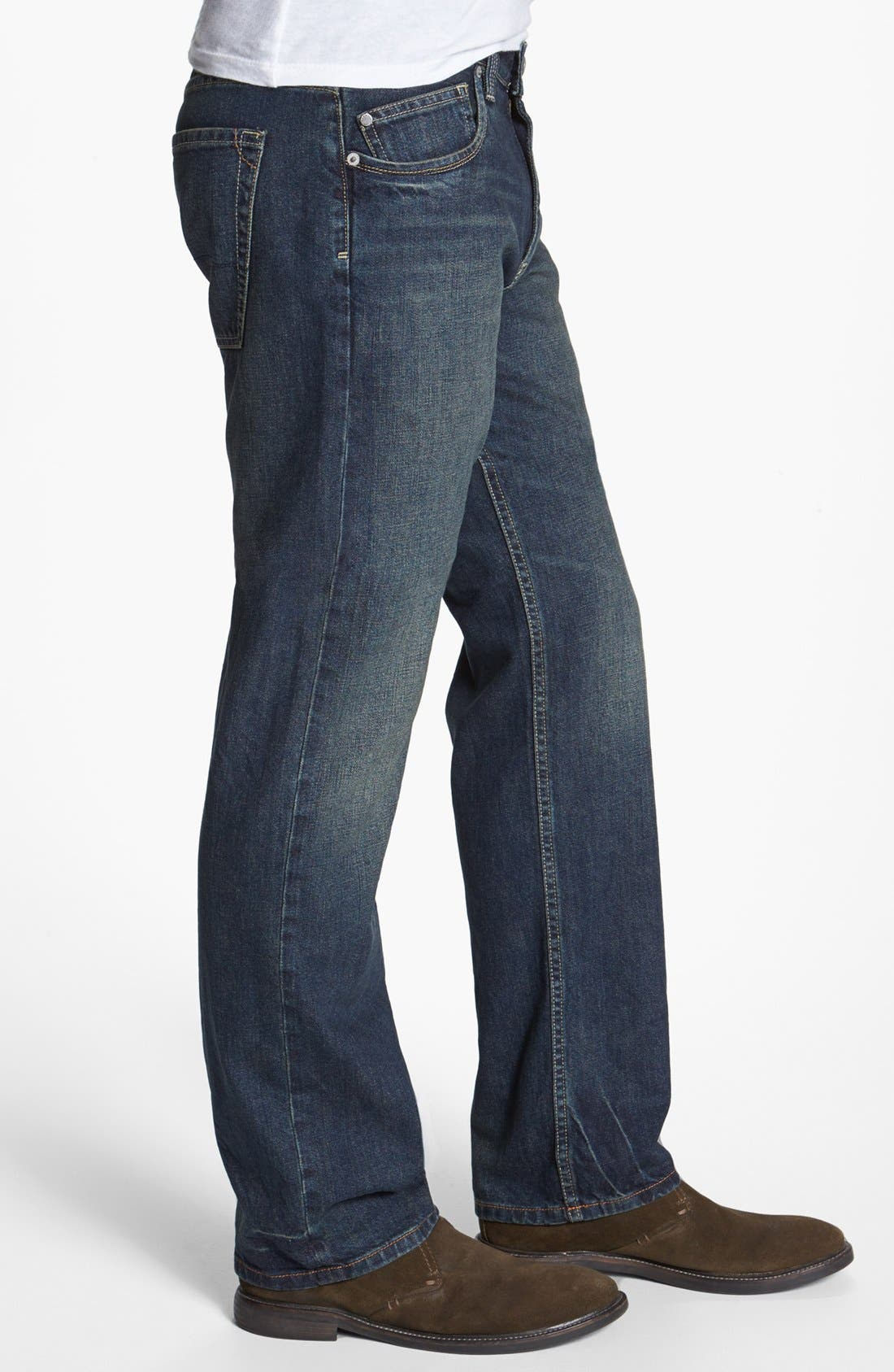Alternate Image 3  - Tommy Bahama Denim 'Steve Standard Fit' Jeans (Vintage)