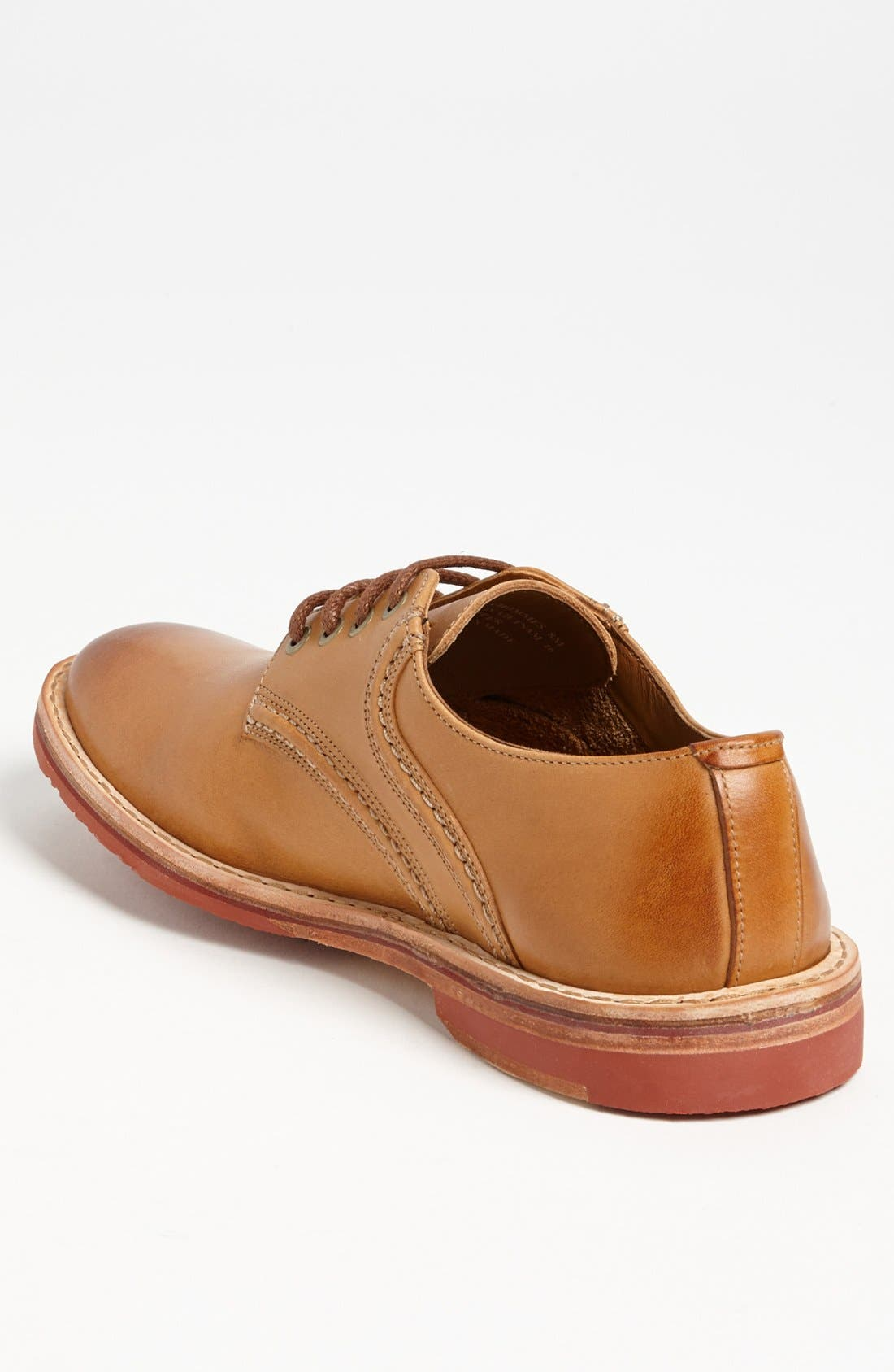 Alternate Image 2  - Clarks® 'Duty Trek' Plain Toe Derby