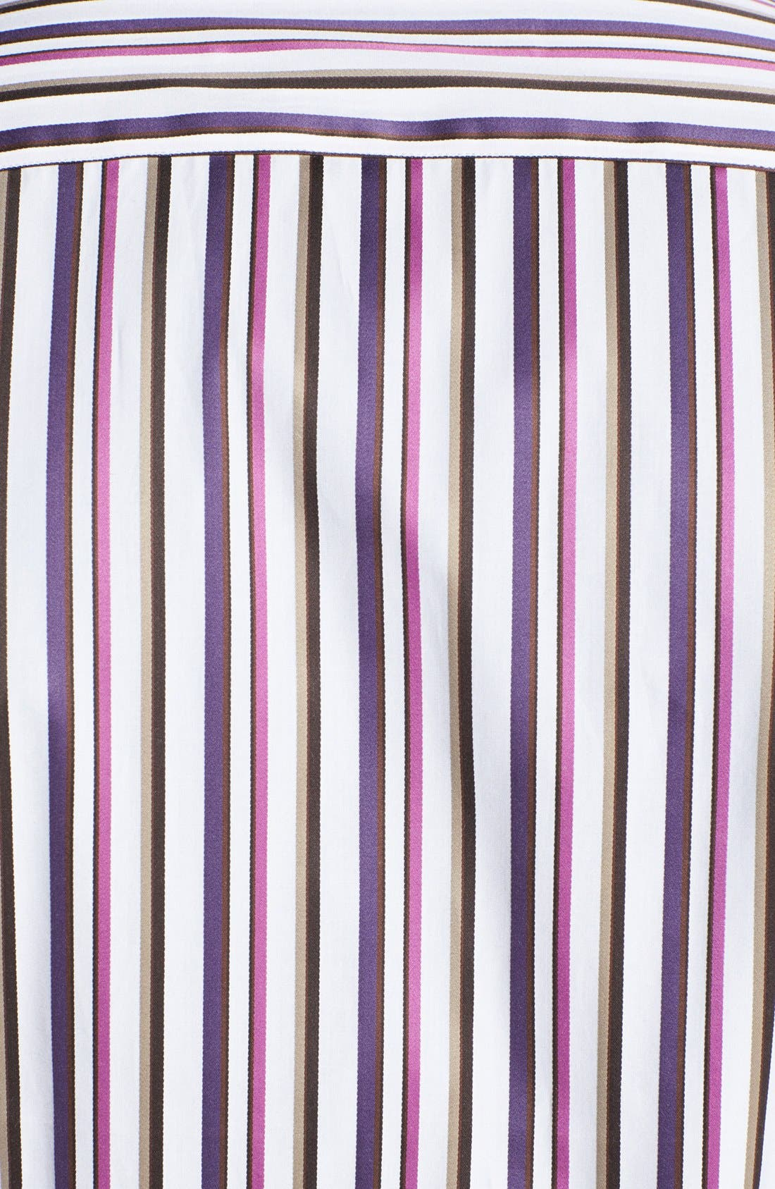 Alternate Image 3  - Etro Stripe Print Cotton Shirt