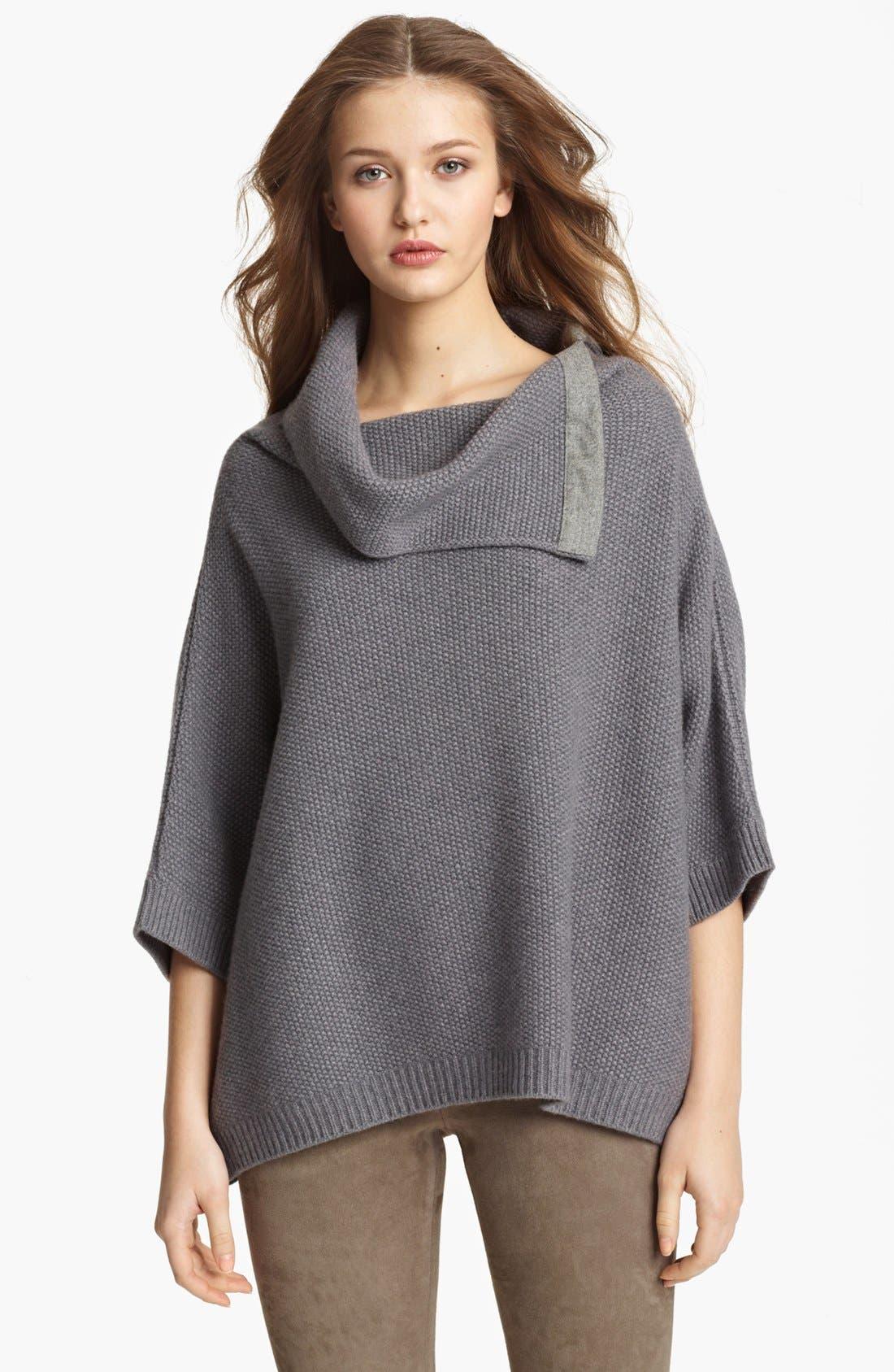 Alternate Image 1 Selected - Fabiana Filippi Wool Blend Dolman Sweater