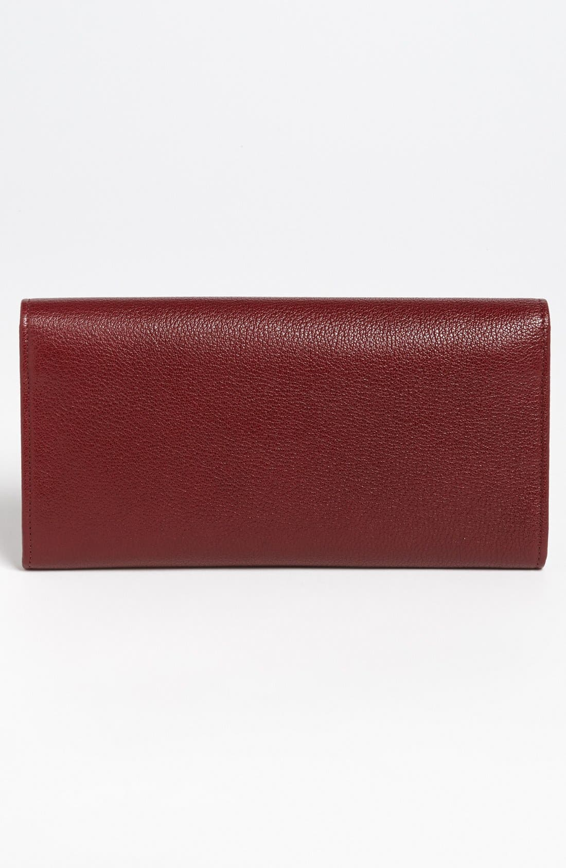Alternate Image 4  - Jimmy Choo 'Reese' Leather Clutch