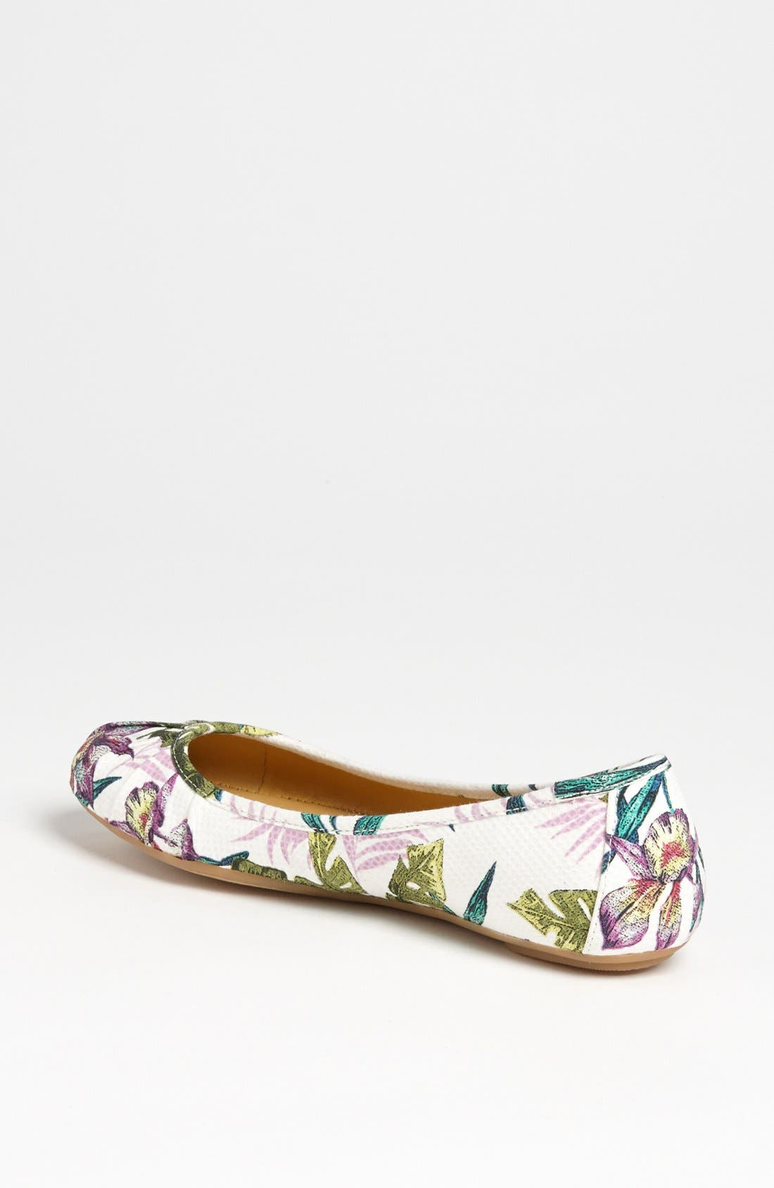 Alternate Image 2  - Nine West 'Blustery' Flat (Online Only)