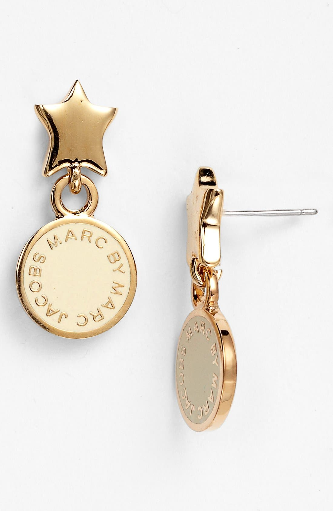 Main Image - MARC BY MARC JACOBS 'Classic Marc' Drop Earrings